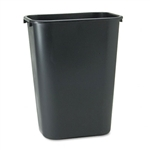 Rubbermaid Commercial Soft Molded Plastic Wastebasket,