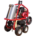 Hot2Go SH Series Professional 4000 PSI (Gas - Hot Water) Pressure Washer w/ Electric Start Honda Engine & Steam SH40004HH