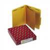 Smead Pressboard Classification Folders, Letter, 4-Sect