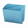 Smead Heavy-Duty A-Z Open Top Expanding Files, 21 Pocke