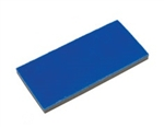 "Scrub Pad, No Scratch Cleaning Pad, 4 5/8"" X 10"""
