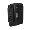Tripp Lite Protect It! Surge Suppressor, 6 Swivel Outle