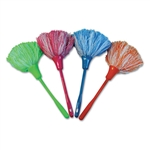UNISAN MicroFeather Mini Duster, Microfiber Feathers, 11, Assorted Colors # UNSMINIDUSTER
