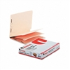 Universal Manila End Tab Folders w/Full Cut, Letter, 6-