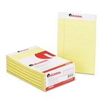Universal Perforated Edge Writing Pad, Jr. Legal Rule,