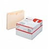 Universal Economical File Jackets w/1 1/2 Expansion, L