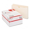 Universal Economical File Jackets w/2 Expansion, Legal