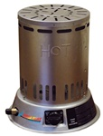 Portable Propane Convection Heater LPC80 50K-80K BTU -