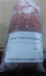 Goat Tripe Complete  -  Single 2 lb Package