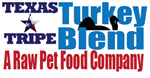 Bulk Turkey Blend 40lb case / 4 - 10lb bags
