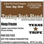 Turkey/Pork Blend - 20 lb case / 10 - 2 lb packages