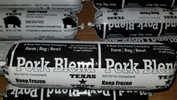 Pork Blend - 20 lb case / 10 - 2 lb packages