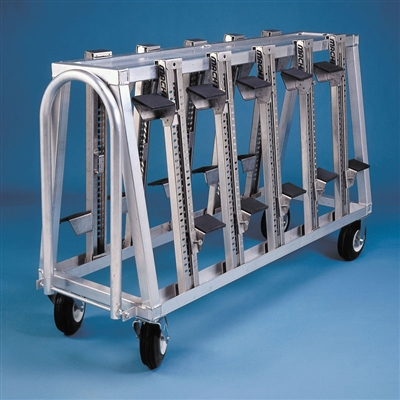 Aluminum Block Cart
