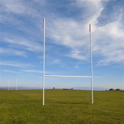 Official Hinged Rugby Goal Post