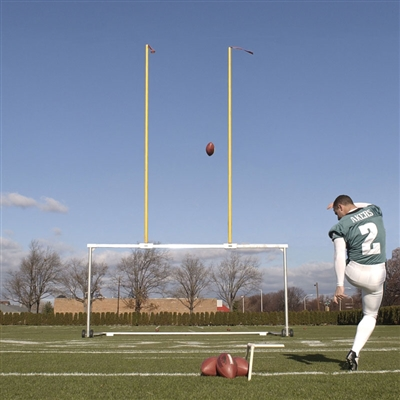 Accu-Kick Practice Football Goal