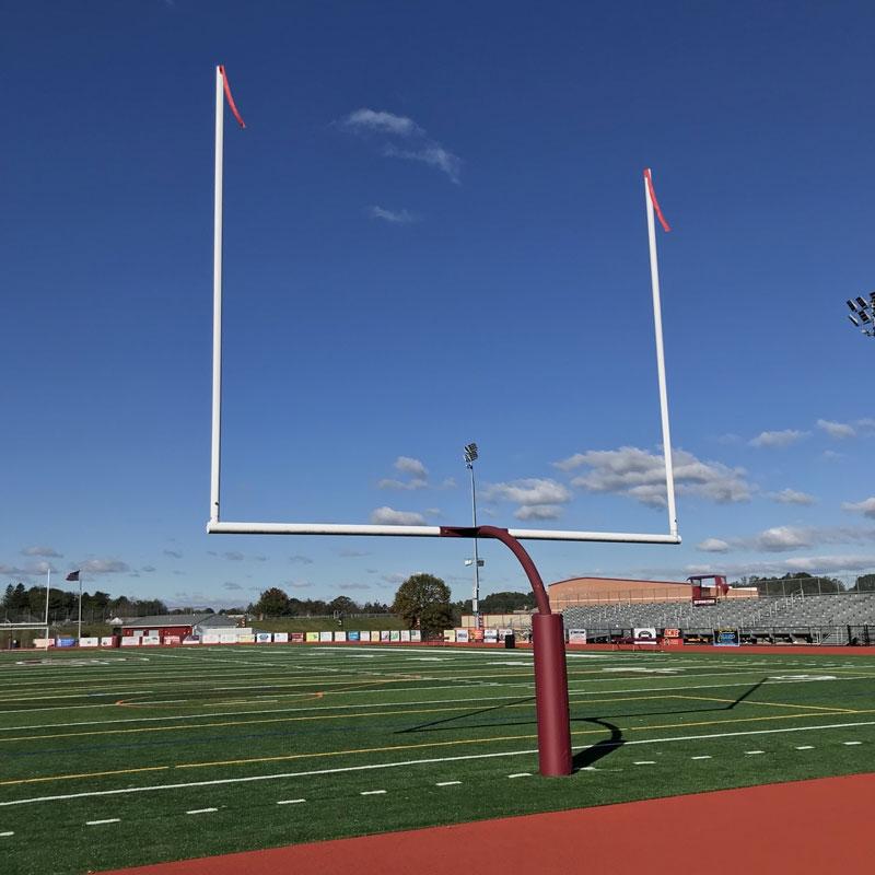 6 Offset Football Goal Post