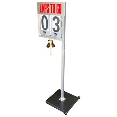 Bell Lap Counter