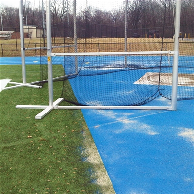 Discus Cage Swivel Gate Extension