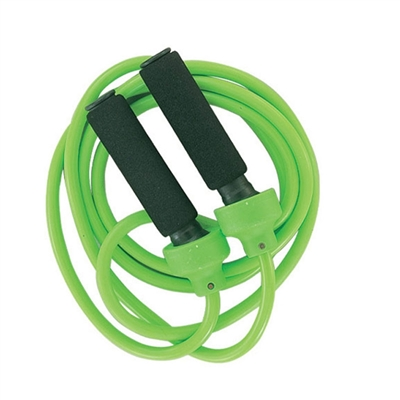 Weighted Jump Ropes