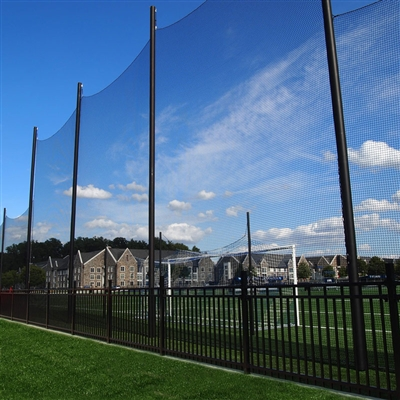 10' - 40' BallStopper Sports Netting - Straight Posts