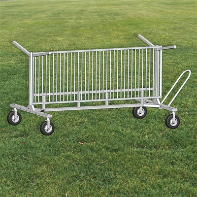 Portable Outfield Fence Cart