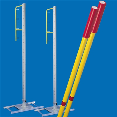 Pole Vault Standard Equipment Packages