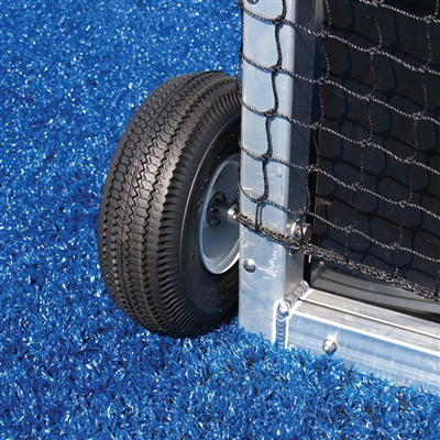 Rollaway Field Hockey Goal Wheels