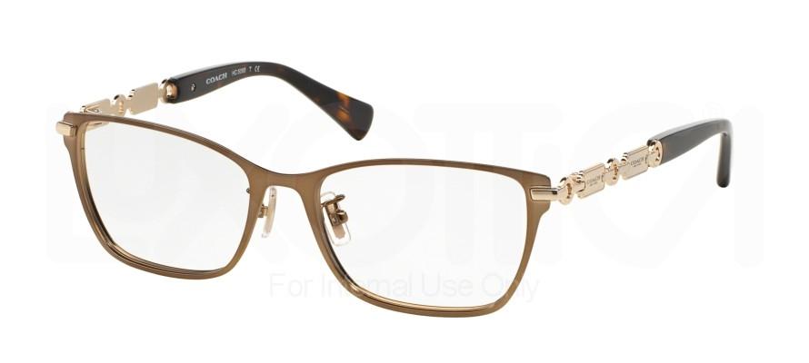 Coach Eyeglass Frames Repair : Coach 5065 Eyeglasses 9213 Gold