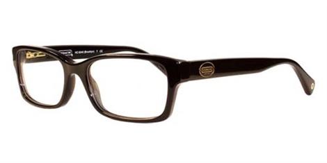 Coach Eyeglass Frames Brooklyn : Coach 6040 Brooklyn Eyeglasses 5002 Black