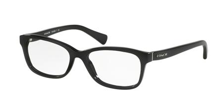 Coach Eyeglass Frames Repair : Coach 6089 Eyeglasses 5002 Black