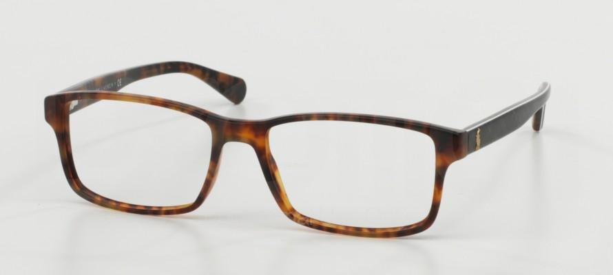 Polo 2123 Eyeglasses 5497 Havana