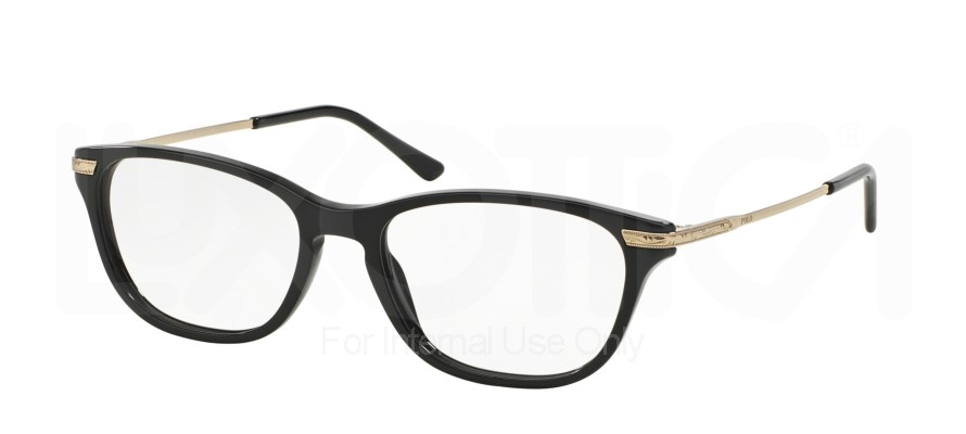 Polo 2135 Eyeglasses 5001 Black
