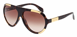 Alexander McQueen AM0008S Sunglasses