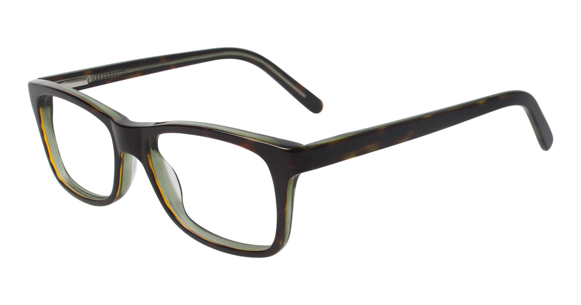 otis and piper op5003 eyeglasses 200 tortoise jade