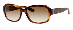 Bobbi Brown BBR The Sandra Sunglasses 005L Blonde Havana,