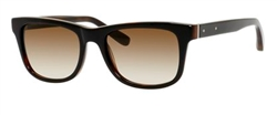 Bobbi Brown BBR The Steve Sunglasses 0JNH Black Havana,