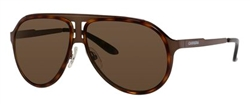 Carrera CA 100 Sunglasses 0HKY Brown Havana Bw,
