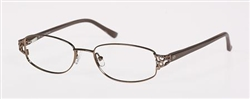 CATHERINE DENEUVE CD 0268 Eyeglasses Q11 Satin Brown