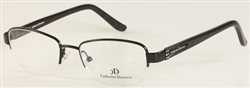 CATHERINE DENEUVE CD 0318 Eyeglasses B84 Black