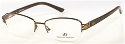 CATHERINE DENEUVE CD 0356 Eyeglasses D96 Brown
