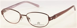 CATHERINE DENEUVE CD 0361 Eyeglasses F18 Bordeaux