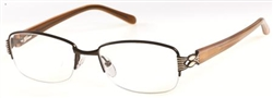 CATHERINE DENEUVE CD 0362 Eyeglasses D96 Brown