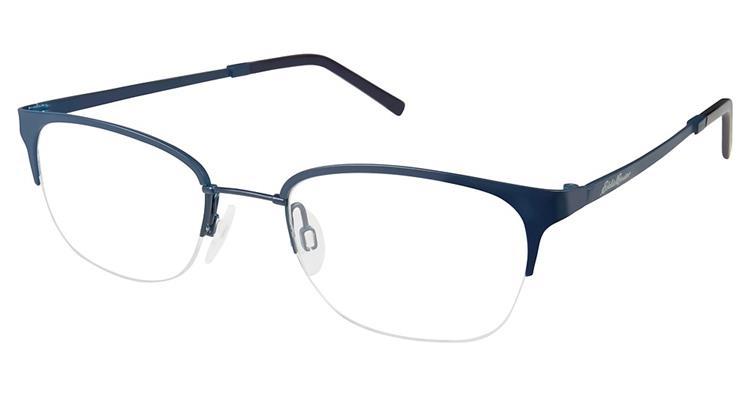 Eddie Bauer Eyeglass Frames 8222 : Eddie Bauer EB 32005 Eyeglasses NV Navy