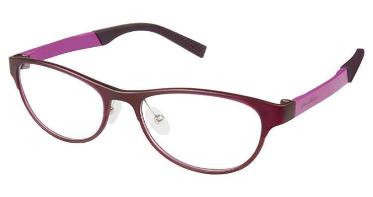 Eddie Bauer Eyeglass Frames 8222 : Eddie Bauer EB 32200 Eyeglasses PU Purple