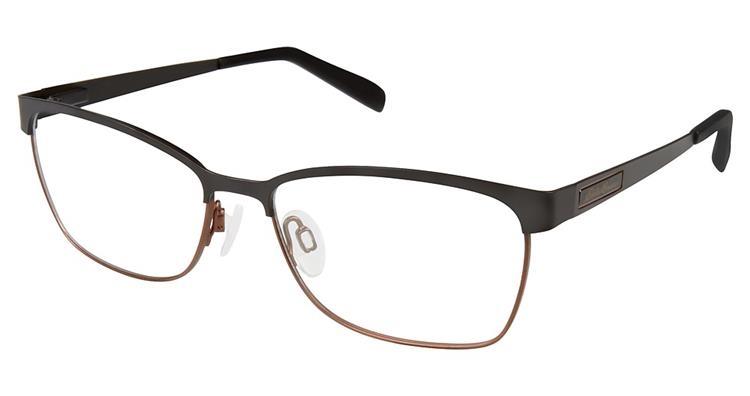 Eddie Bauer Eyeglass Frames 8222 : Eddie Bauer EB 32204 Eyeglasses BK Black