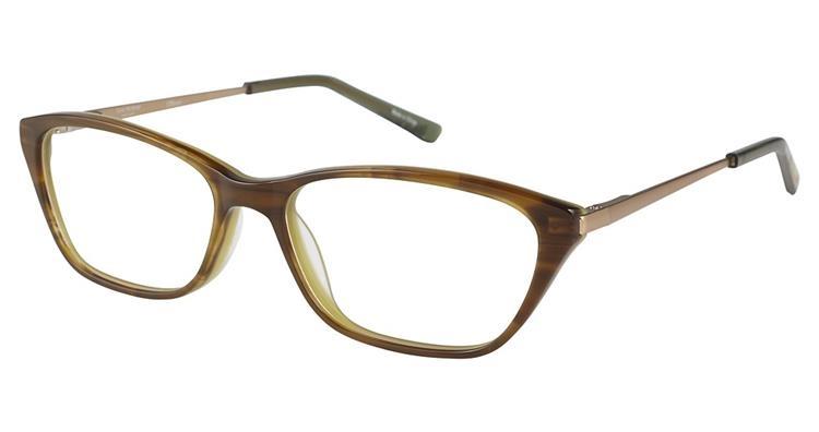 Isaac Mizrahi NY IM 30003 Eyeglasses GN Green
