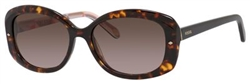 Fossil FO 2026 Sunglasses 0MAP Havana