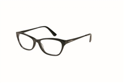 GUESS BY MARCIANO GM 0201 Eyeglasses B84 Black