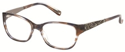 GUESS BY MARCIANO GM 0243 Eyeglasses E50 Brown