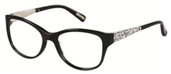GUESS BY MARCIANO GM 0244 Eyeglasses B84 Black